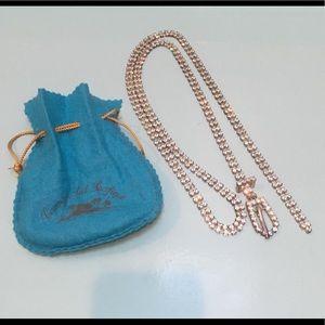 Accessories - Gorgeous diamond rhinestone belt with pouch
